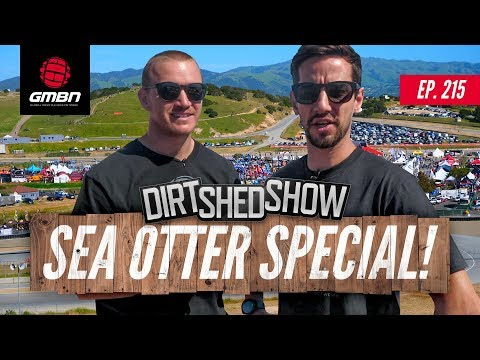 Sea Otter Special | Dirt Shed Show Ep. 215