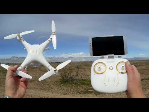Attop W9 GPS Camera Drone Flight Test Review - UC90A4JdsSoFm1Okfu0DHTuQ
