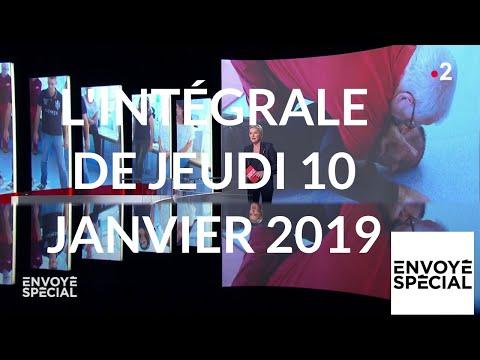 nouvel ordre mondial | Envoyé spécial du 10 janvier 2019 (France 2)