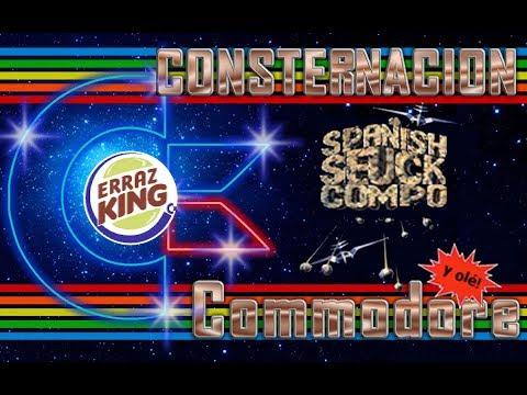 Consternación Commodore chapter 2 Spanish seuck Compo y olé!