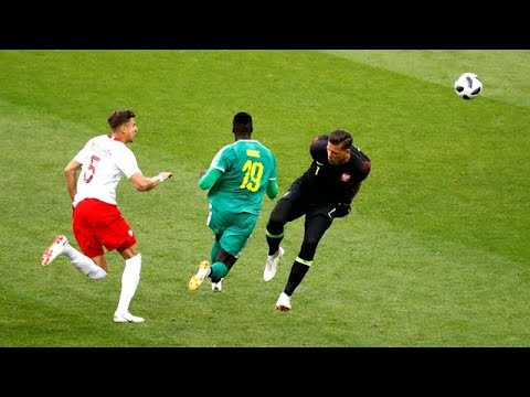 RTL Sport Update: 'Senegal wint van Polen met bizarre goal'