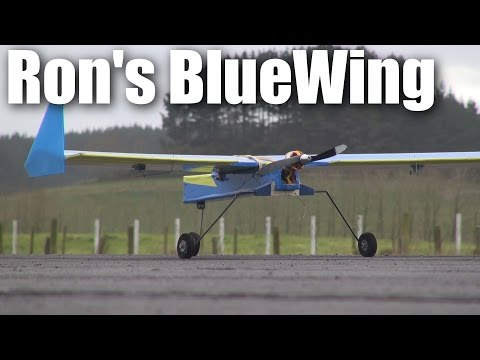 Ron's RC plane - The Bluewing - UCQ2sg7vS7JkxKwtZuFZzn-g