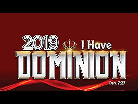 END OF THE YEAR 2019 THANKSGIVING 2ND SERVICE DECEMBER 29, 2019