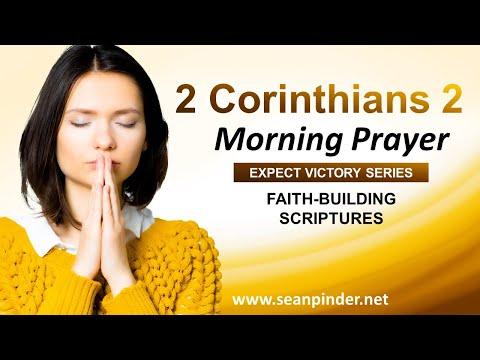 FAITH BUILDING SCRIPTURES - Morning Prayer