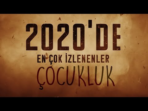2020'de en çok izlenen sahneler - Çocukluk