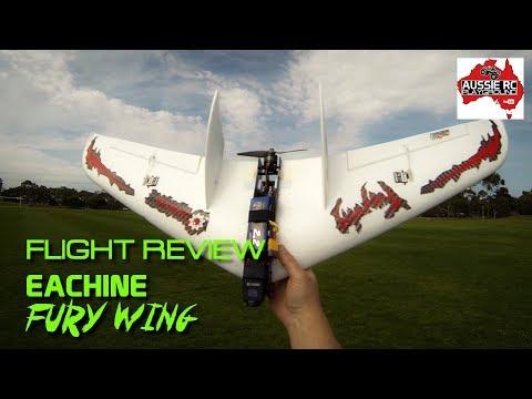 Flight Review Eachine Fury Wing - UCOfR0NE5V7IHhMABstt11kA