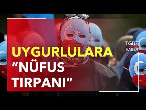 """Uygurlulara """"Nüfus Tırpanı"""": 6 Aylık Bebeğe Kürtaj – Ekrem Açıkel ile TGRT Ana Haber"""