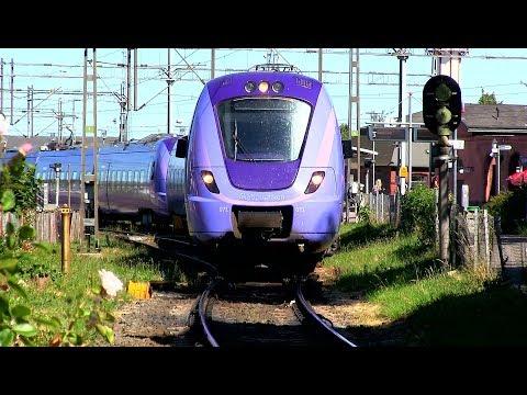 Pågatåg och Öresundståg 2018/ Trains Swedish