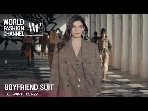 Boyfriend Suit | fall-winter 21-22