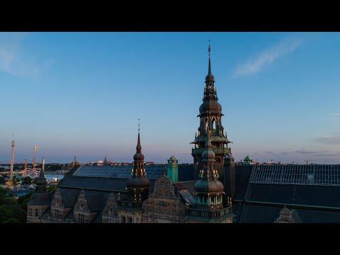 Följ med upp i Nordiska museets torn!