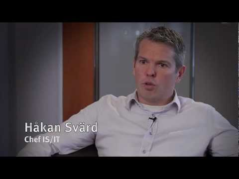 Gycom - Företaget som växte med sitt affärssystem - SAP