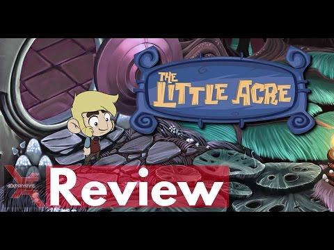The Little Acre Review l Expansive