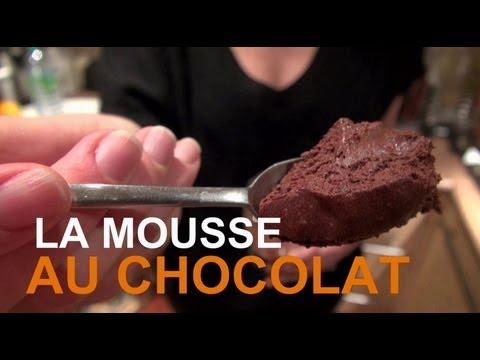 Mousse au Chocolat - Ma Recette Rapide, Facile et Delicieuse !