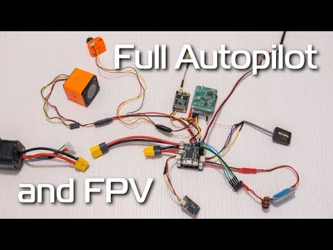 HOW-TO Full Autopilot and FPV system on almost any model plane - UCG_c0DGOOGHrEu3TO1Hl3AA