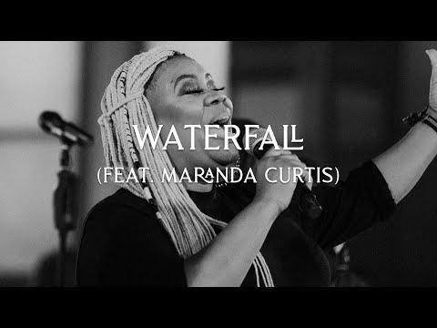 David & Nicole Binion - Waterfall ft. Maranda Curtis (Official Live Video)