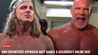Goldberg vs. Matt Riddle Reason Behind WWE Bringing Back King Of The Ring WWE