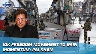 IoK Freedom Movement to Gain Momentum: PM Khan