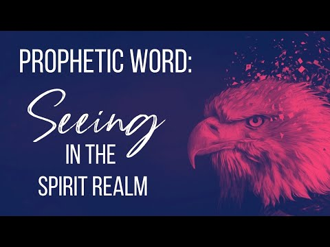 SPOKEN PROPHETIC WORD & PRAYER // ACTIVATING NEW EYES TO SEE!