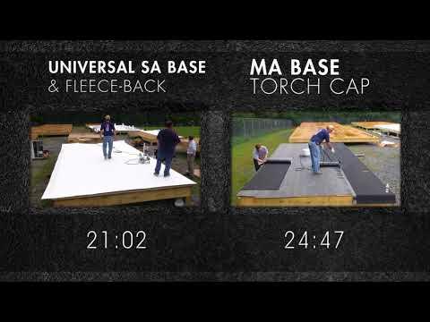 Universal SA Base and Fleece Back vs  MA Base Torch Cap HD