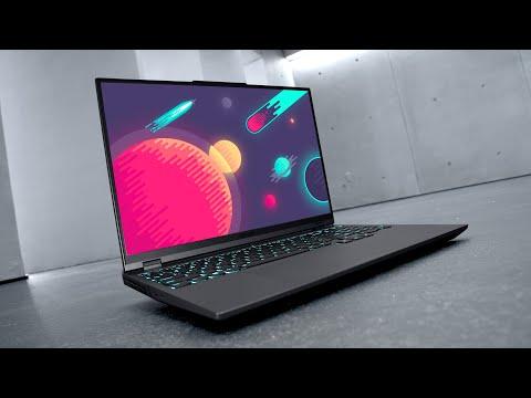 Lenovo Legion 5 Pro Review