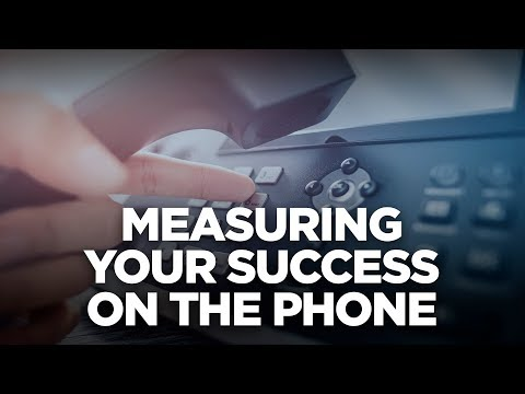 Measuring your success on the phone - 10X Automotive Weekly photo