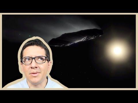 Por qué Oumuamua No Podrían ser ALIENS