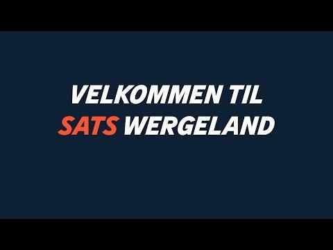 Velkommen til SATS Wergeland