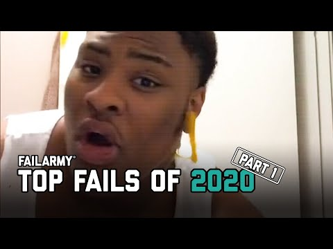 Top Fails of 2020 Part 1 | FailArmy