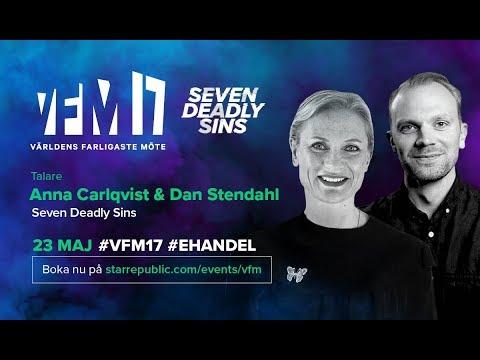 Världens Farligaste Möte 2017 - Dan Stendahl & Anna Carlqvist, Star Republic