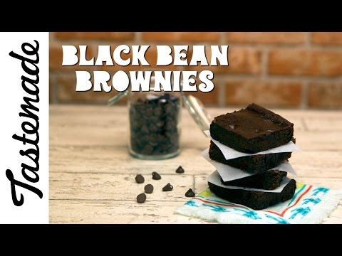 Black Bean Brownies (chEAT) l Jax Tranchida