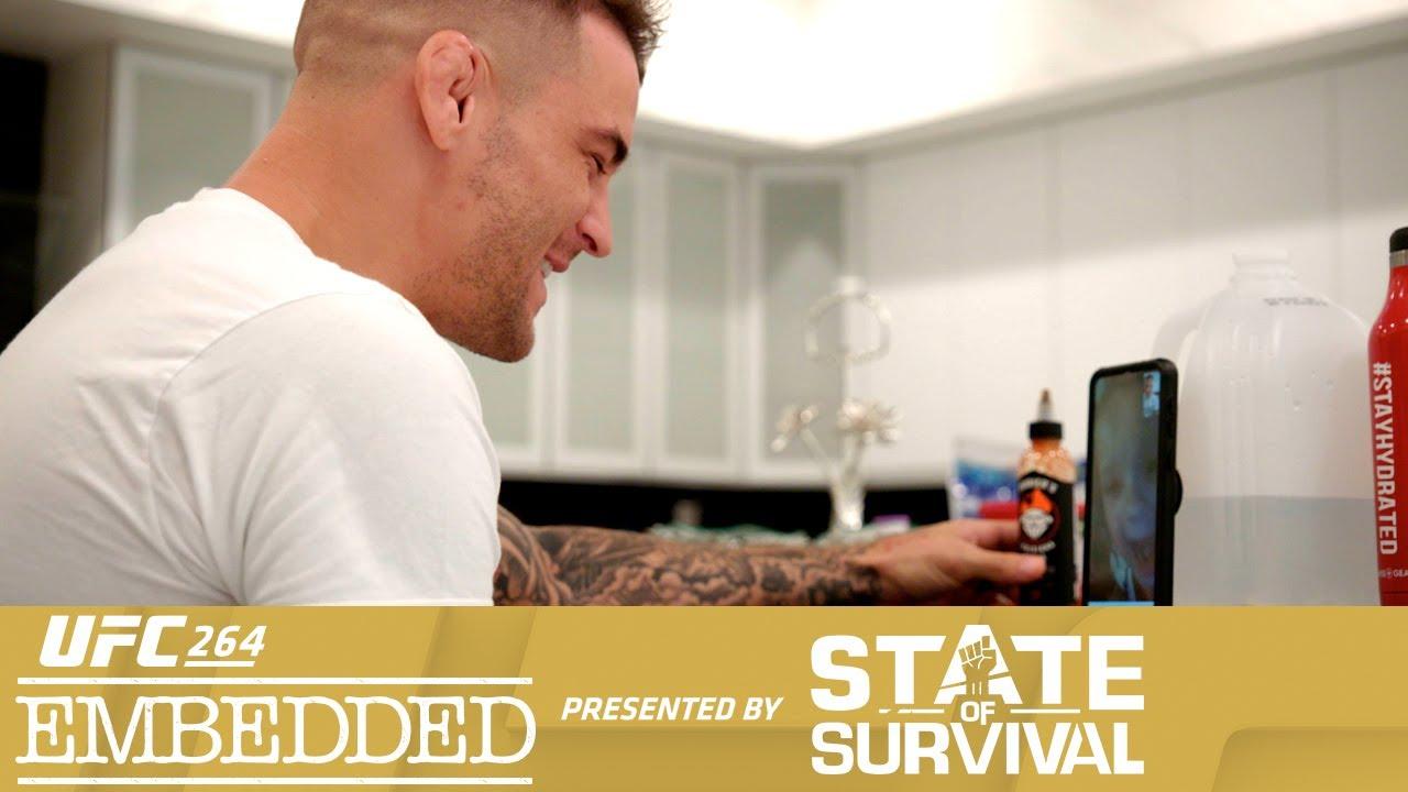 UFC 264 Embedded: Vlog Series – Episode 2