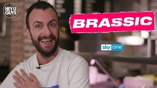 Joseph Gilgun Hilarious Interview about the creative journey of Sky One's Brassic