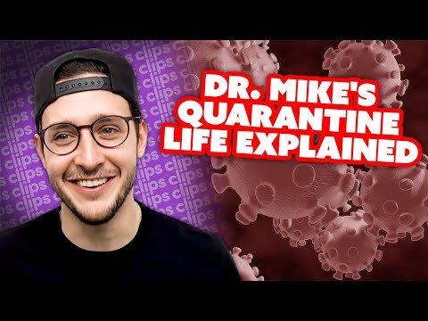 Dr. Mike Opens Up About His Wild Quarantine Life & Schedule...