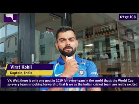 2018 ICC Awards: Virat Kohli takes three major honours