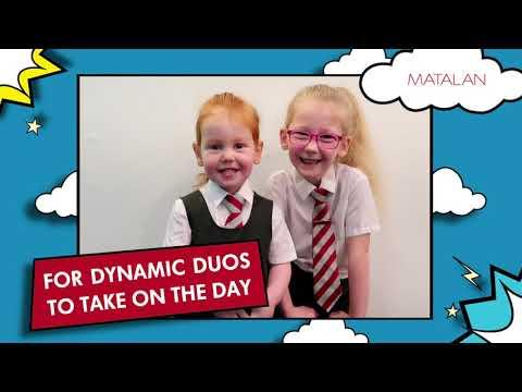matalan.co.uk & Matalan Promo Code video: Matalan: Meet some Super School Heroes!