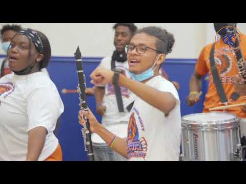 The ROAR Marching Band ranks #2 in Division 2 amongst HBCU bands in the nation!