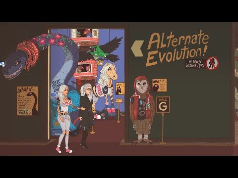 The Museum of Alternate Realities - People Watching Season 2, Episode 8