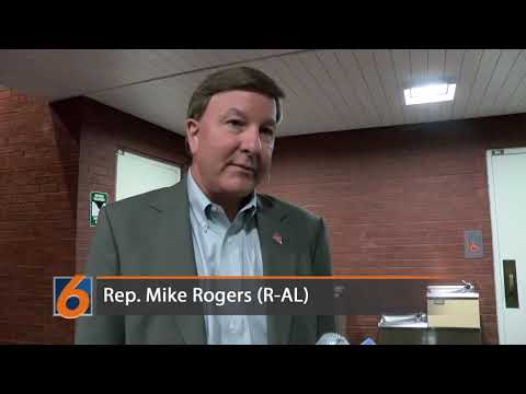 Rep. Mike Rogers responds to Kavanaugh accusations