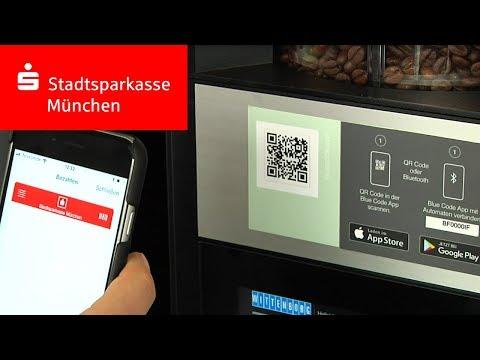 Stadtsparkasse München erklärt Blue Code