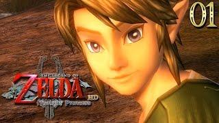 video : Siphano Zelda Twilight Princess HD #01 : RETOUR AU CRÉPUSCULE ! en vidéo