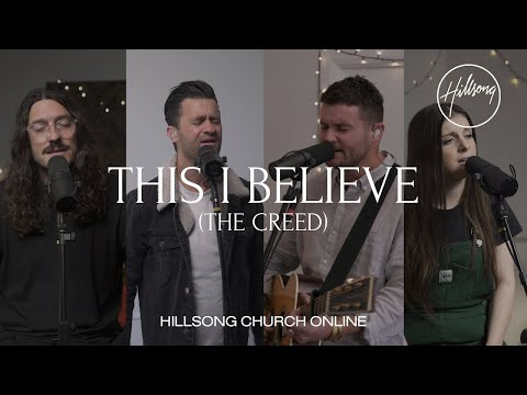 This I Believe (The Creed) [Church Online] - Hillsong Worship
