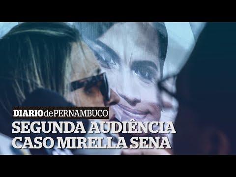 Acusado de matar Mirella diz que provas foram forjadas pela polícia