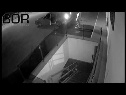 Tentativo di furto dissuaso presso il bar di un'area di servizio