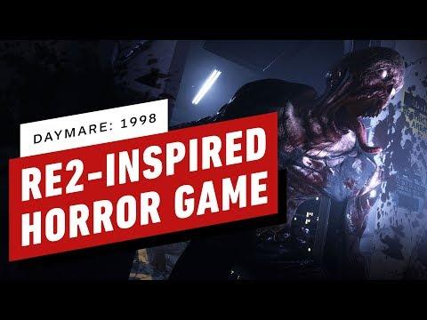 Daymare: 1998 (Ex-Resident Evil 2 Fan Remake) Gameplay - UCKy1dAqELo0zrOtPkf0eTMw