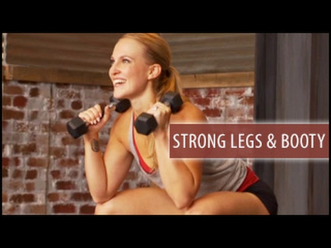Strong Legs & Booty Workout #4: Sweat Factor- Sam