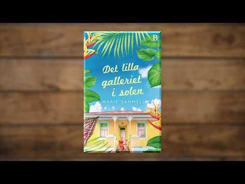 Officiell boktrailer Det lilla galleriet i solen