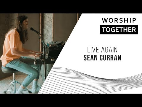 Live Again // Sean Curran // New Song Cafe