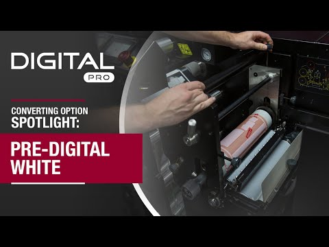 Pre-Digital White Now Available on Digital Pro