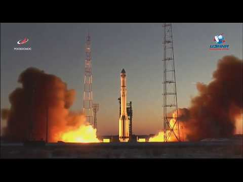 Russia Launches Weather Satellite on Proton-M Rocket - UCVTomc35agH1SM6kCKzwW_g