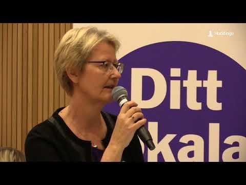 Mötesplats Huddinge Ingalill Söderberg (DP)